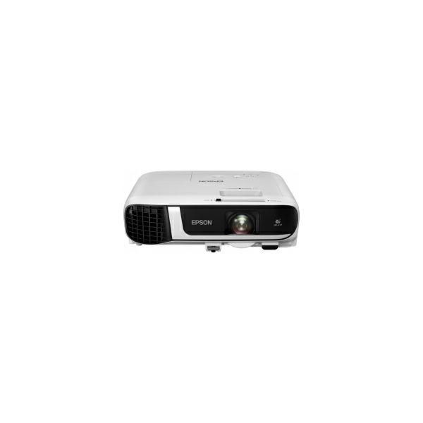 Epson EB-FH52 3LCD Full HD(1920×1080), 16000:1, 4000 ANSI, VGA/HDMI/USB 2.0  projektor, bijeli  (V11H978040)