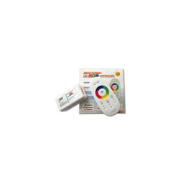 LED RGB komplet ( kontroler + daljinski ), 3x6A, 12V/24V