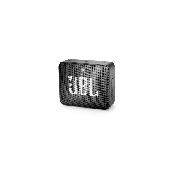 JBL Go 2 prijenosni zvučnik BT4.1, vodootporan IPX7, crni
