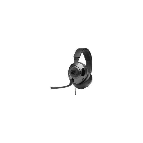 JBL Quantum 300 naglavne igraće slušalice s mikrofonom, 3.5mm/USB, crne
