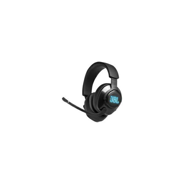 JBL Quantum 400 naglavne igraće slušalice s mikrofonom, 3.5mm/USB, RGB, crne