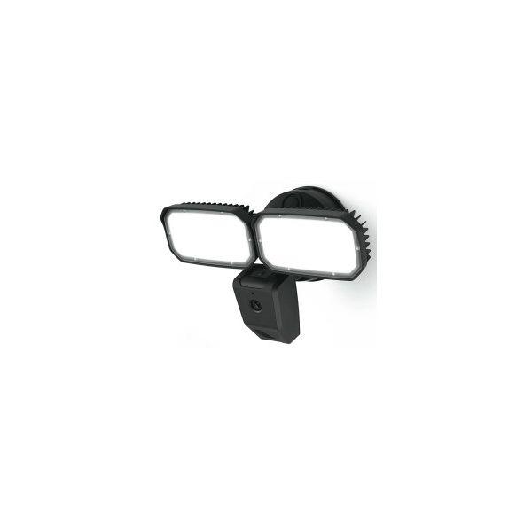 WOOX WiFi Smart reflektor s kamerom, 1920x1080P, dvosmjerni audio, IR, microSD, 2x 2500-3000lm, WooxHome app, glasovna kontrola - Alexa & Google Assistant (R4076)