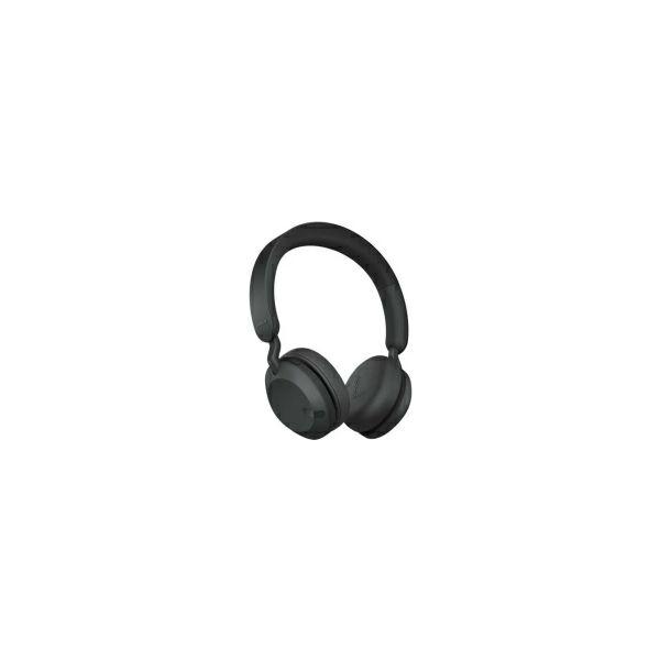 Jabra Elite 45h BT5.0 naglavne bežične stereo slušalice, eliminacija buke, crne