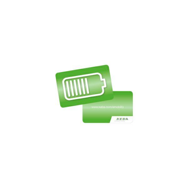 KEBA RFID kartice - KEBA dizajn - 1 kom