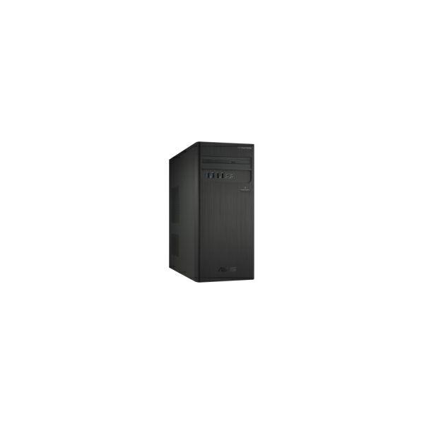 Asus D300TA-310100087D PC, Intel Core i3-10100, 8GB DDR4, 512GB NVMe SSD, Intel UHD Graphics, WiFi/BT, Windows 10 Professional + tipkovnica/miš