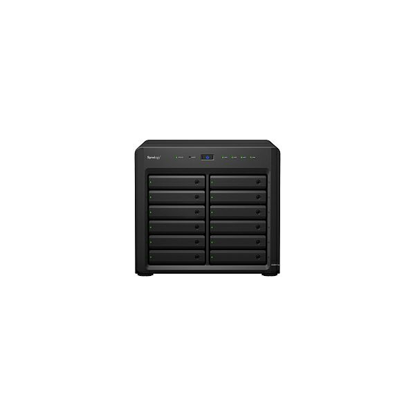Synology DS3617xsII DiskStation 12-bay All-in-1 NAS server, 2.5