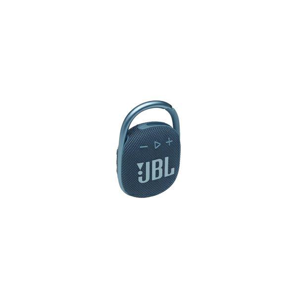 JBL Clip 4 prijenosni zvučnik BT5.1, vodootporan IP67, plavi