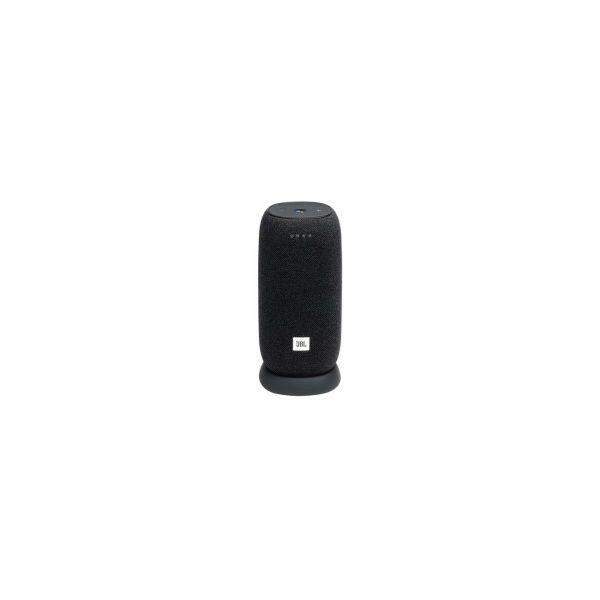 JBL LINK Portable prijenosni zvučnik, Wi-Fi/BT4.2, 360° Google asistent, IPX7, crni