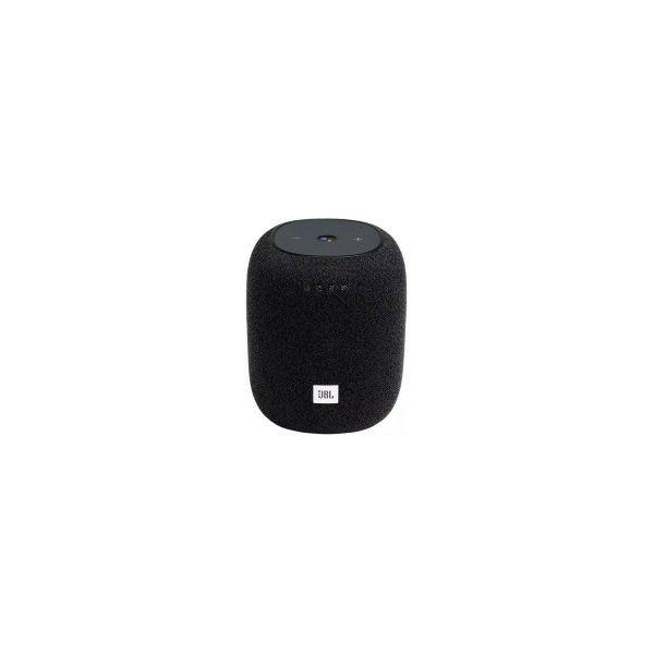 JBL LINK MUSIC bežični zvučnik, Wi-Fi/BT4.2, 360° Google asistent, crni
