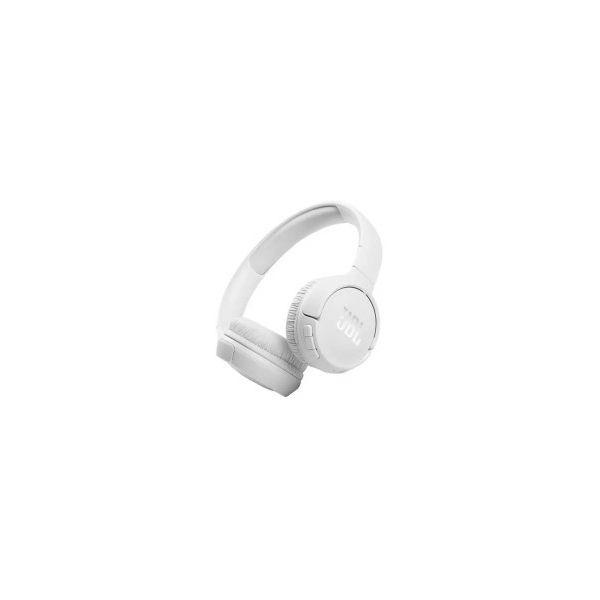 JBL Tune 510BT BT5.0 naglavne bežične slušalice s mikrofonom, bijele