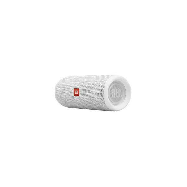 JBL Flip 5 prijenosni zvučnik BT4.2, vodootporan IPX7, Bijeli