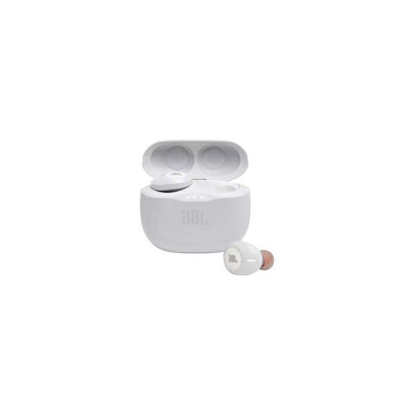 JBL Tune 125 TWS BT5.0 In-ear bežične slušalice s mikrofonom, bijele