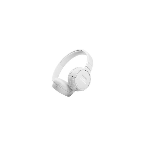 JBL Tune 660NC BT5.0 naglavne bežične slušalice s mikrofonom, eliminacija buke, bijele