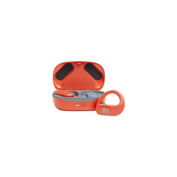 JBL Endurance Peak II BT5.0 In-ear bežične slušalice s mikrofonom, vodootporne IPX7, koraljno-narančaste