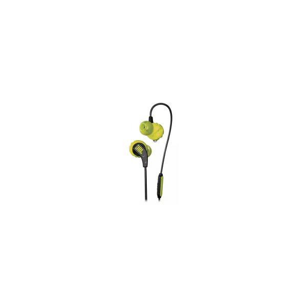 JBL Endurance Run In-ear slušalice s mikrofonom, crno/žuto