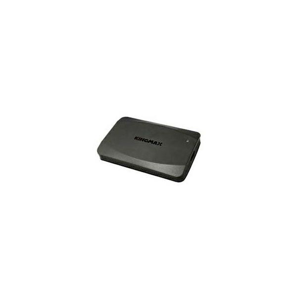Kingmax KE-35 vanjski 500GB SSD USB 3.2 Gen2, R/W: 1000/600MB/s, crni