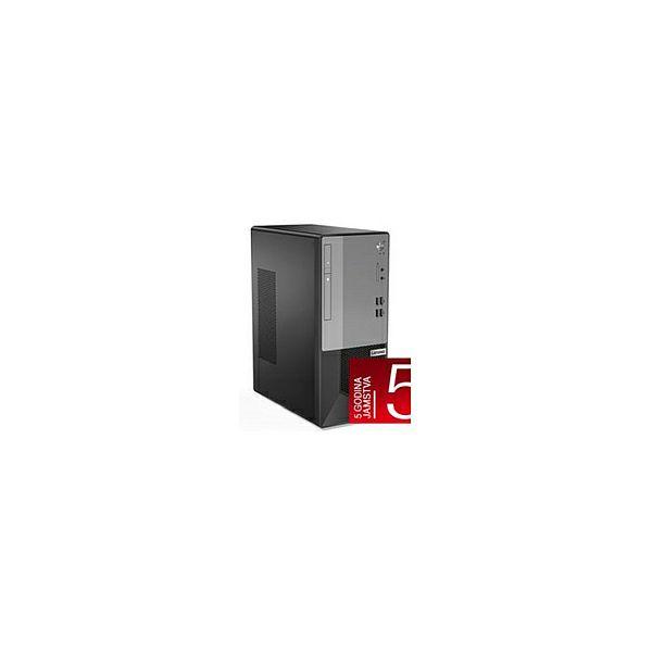 Lenovo V50t-13IMB Tower, Intel Core i5-10400, 8GB DDR4, 512GB NVMe SSD, Intel UHD, DVDRW, FreeDOS (11ED002GCR) + tipkovnica/miš