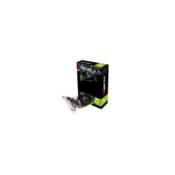 Biostar GeForce GT610 2GB DDR3/64-bit, PCIe 2.0, VGA/DVI/HDMI