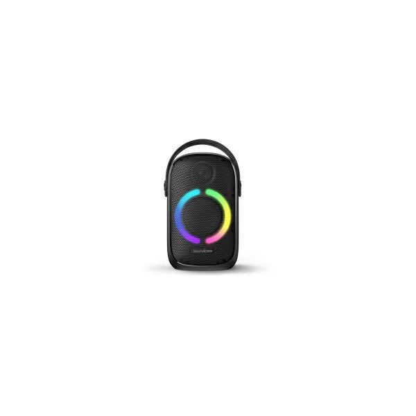 Anker Soundcore Rave Neo prijenosni BT5.0 zvučnik, 50W, Light Show, IPX7, 18 sati autonomije, crni
