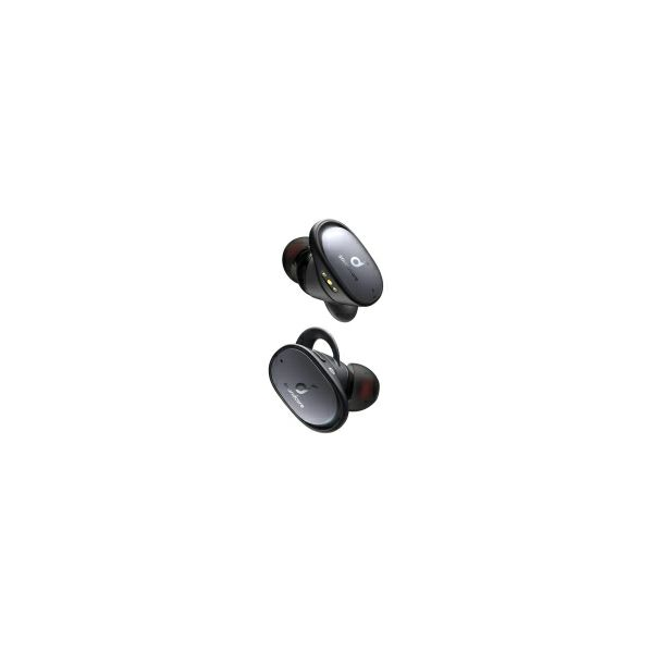 Anker Soundcore Liberty 2 Pro TWS In-Ear bežične BT5.0 slušalice s mikorofonom, Astria Coaxial Acoustic Architecture, IPX5, 32 sata autonomije, crne