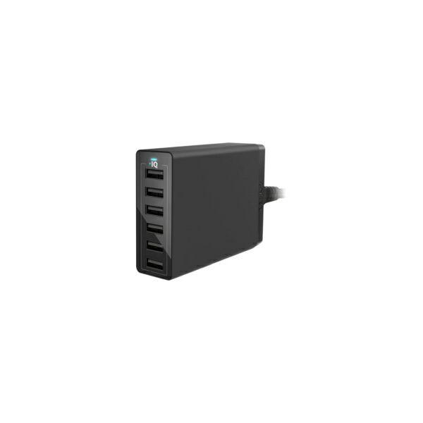Anker PowerPort 6 stolni adapter/punjač, 6× USB(A) 60W, PowerIQ, VoltageBoost