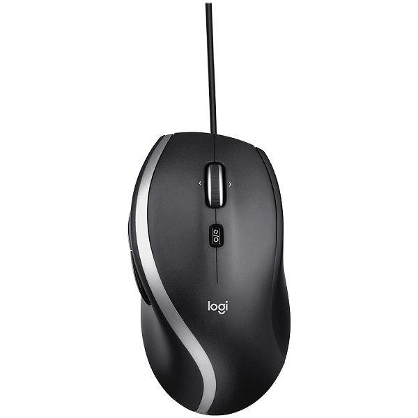 LOGITECH Advanced Corded Mouse M500s-BLACK-USB-EMEA-ARCA HENDRIX UPLIFT