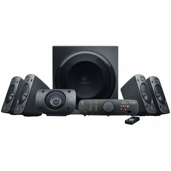 LOGITECH Surround Sound Speakers Z906 - DIGITAL - EMEA28