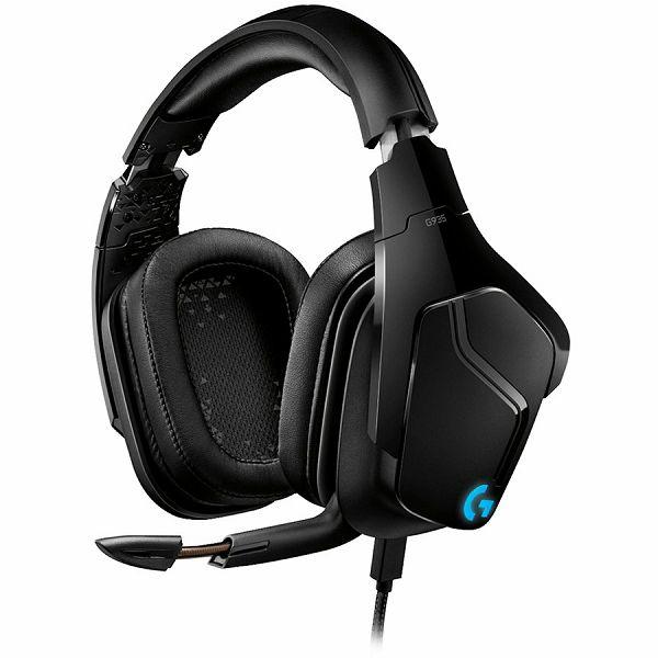 LOGITECH G935 Wireless 7.1 Surround Sound LIGHTSYNC Gaming Headset - 2.4GHZ - EMEA