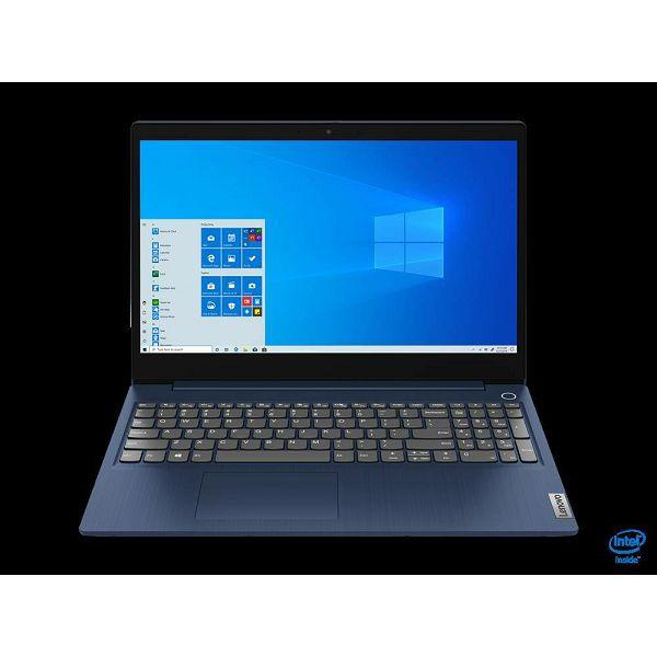Prijenosno računalo LENOVO IdeaPad 3 81WE00HCSC / Core 5 1035G4, 8GB, 512GB SSD, HD Graphics, 15.6