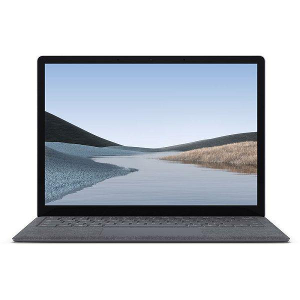 Prijenosno računalo MICROSOFT Surface Laptop 3 / Core i5 1035G7, 8GB, 256GB SSD, HD Graphics, 13.5'' touch, Windows 10, srebrno