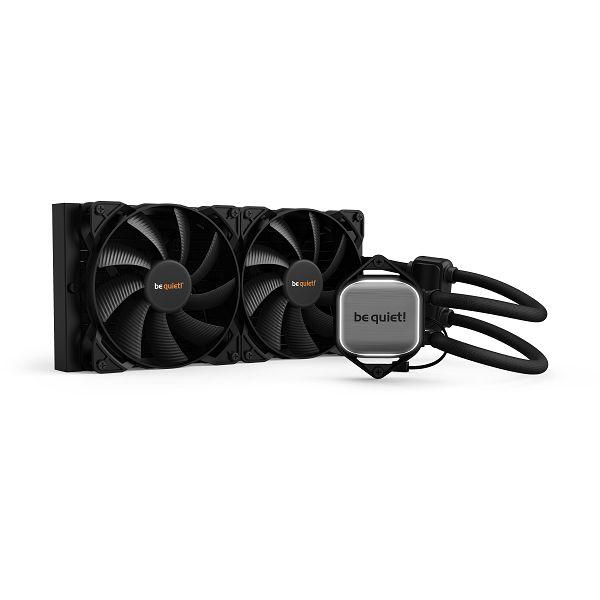 Vodeno hlađenje BE QUIET PURE LOOP 280mm, CPU hlađenje, s. 1200/2066/1150/1151/1155/2011-3/AM4/AM3
