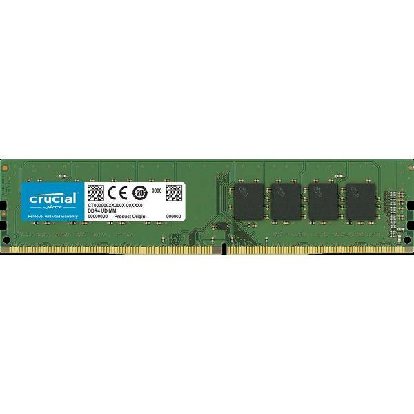 Memorija PC-21300, 8 GB, CRUCIAL CT8G4DFRA266, DDR4 2666Hz