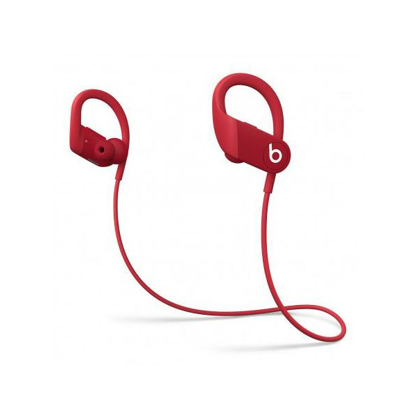 Slušalice BEATS Powerbeats High-Performance Wireless, in-ear, bežične, crvene