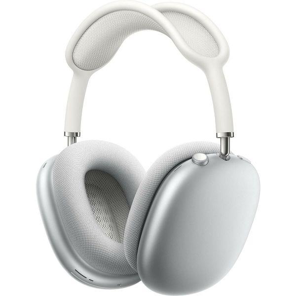 Slušalice APPLE Airpods Max, bežične, mikrofon, srebrne