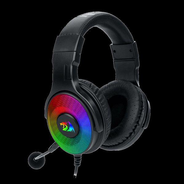 Slušalice REDRAGON Pandora H350, RGB, crne