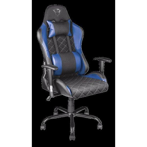 Gaming stolica TRUST GXT 707B Resto, crno-plava