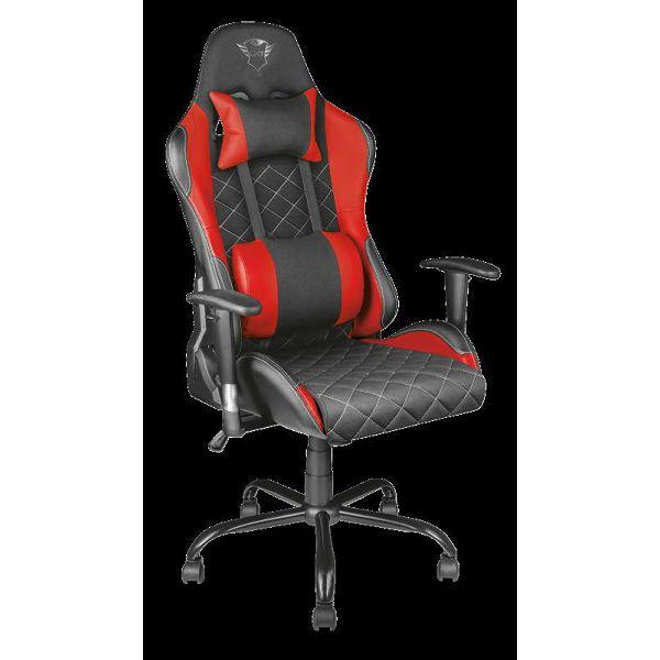 Gaming stolica TRUST GXT 707R Resto, crno-crvena