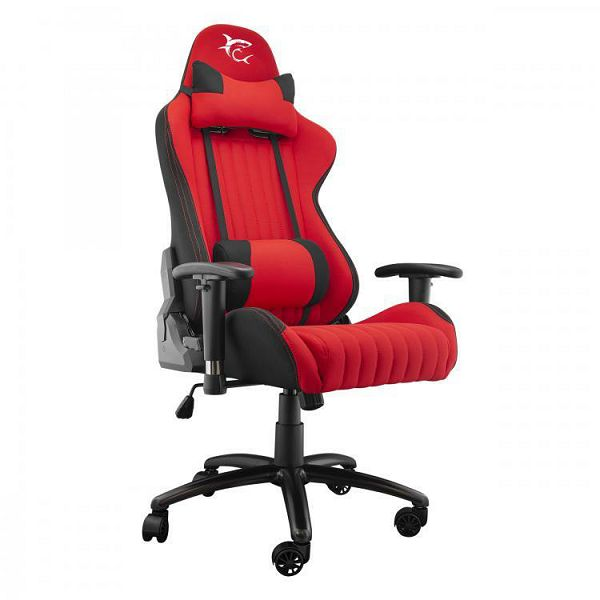 Gaming stolica WHITE SHARK Red Devil