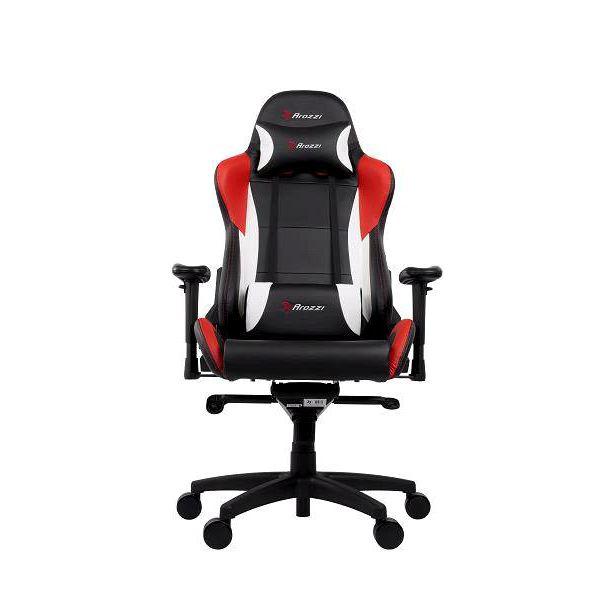 Gaming stolica AROZZI Verona PRO V2, crveno-crna