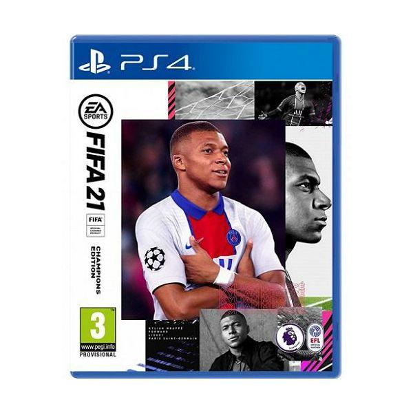 Igra za SONY PlayStation 4, FIFA 21 Champions Edition
