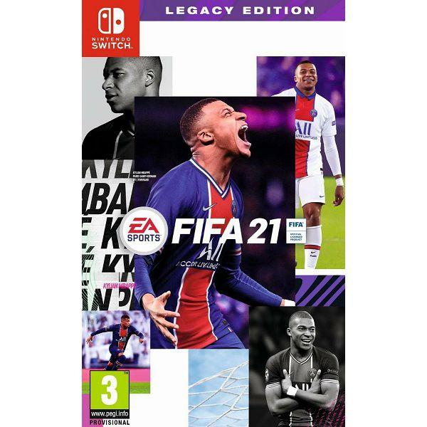 Igra za NINTENDO Switch, FIFA 21