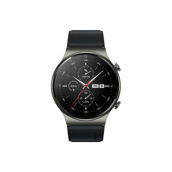 Sportski sat HUAWEI Watch GT 2 Pro, Sapphire, night black