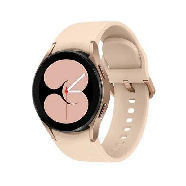 Pametni sat SAMSUNG Galaxy Watch 4 40mm, BT, SM-R860NZDASIO, roza-zlatni