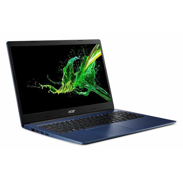 Laptop Acer Swift 1 Blue, Intel Pentium Silver N5030, 8GB DDR4, 512GB PCIe NVMe SSD, 14