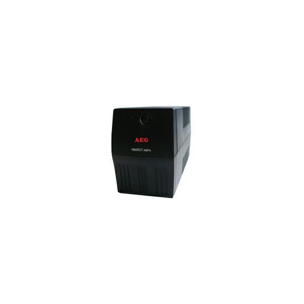 AEG UPS Protect Alpha 450VA,240W, Line-Interactive, AVR, Data line protection, USB