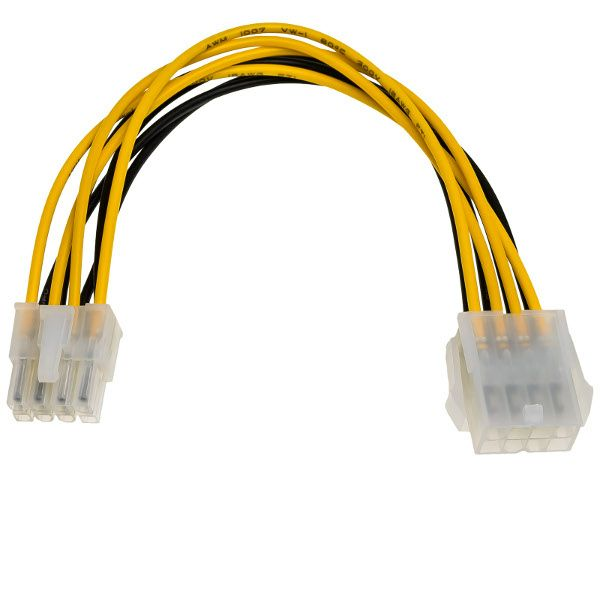 Produžni kabel Akyga 8 pin(M) na 8pin(F) EPS