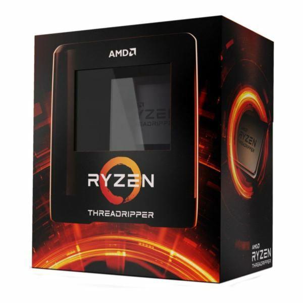 AMD Ryzen 3970X Threadripper