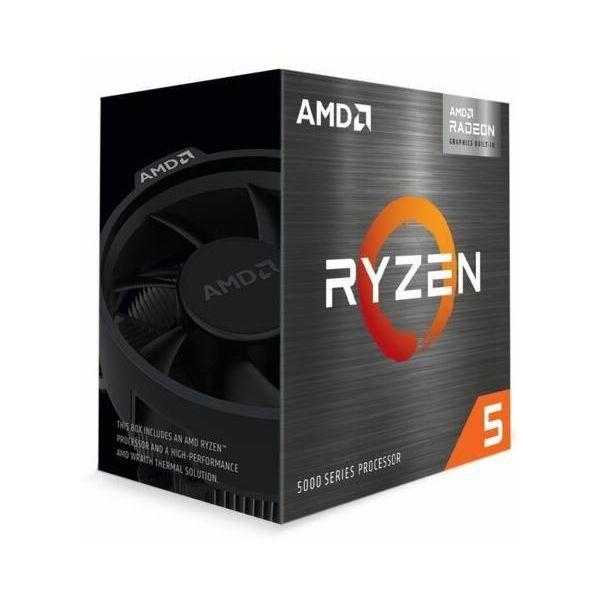 Procesor AMD Ryzen 5 5600G Box AM4