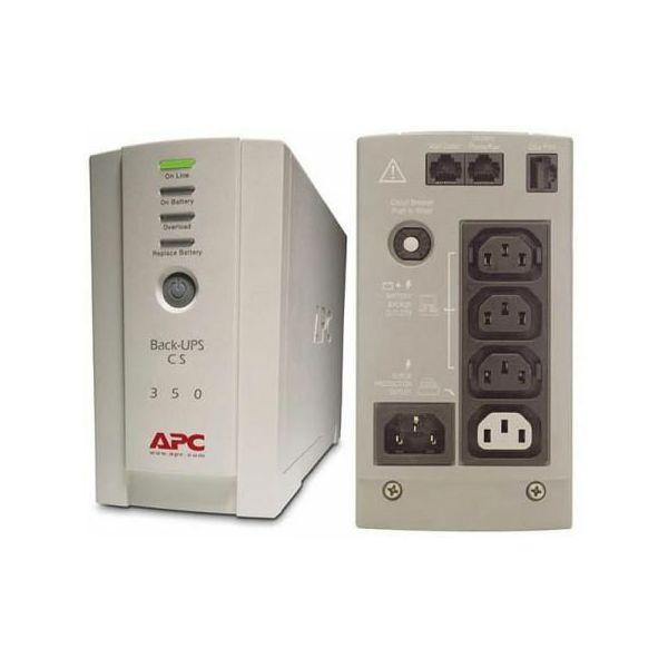 APC Back-UPS BK500EI Produljena garancija 12 mj.