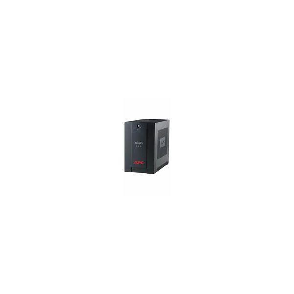 APC Back-UPS 500VA with AVR, IEC, 230V